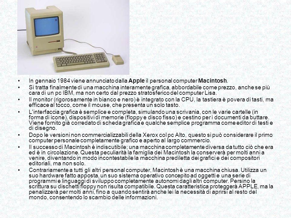 L Amiga 1000, il computer che ha portato il multimediale alle masse nel 1985, era una macchina davanti al suo tempo.