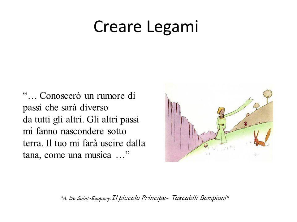 Creare Legami A. De Saint-Exupery: Il piccolo Principe- Tascabili Bompiani