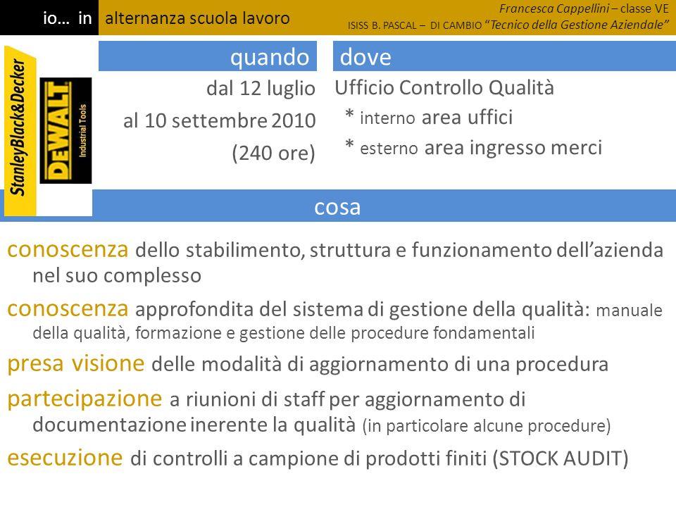 Stanley Black&Decker Italia S.p.A.