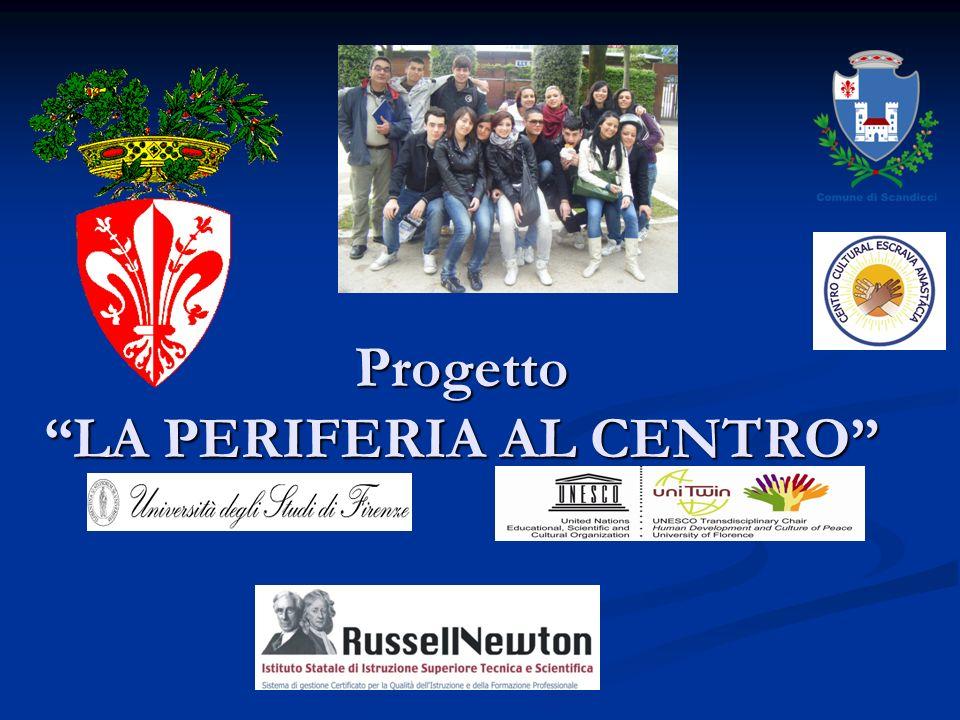 Progetto LA PERIFERIA AL CENTRO