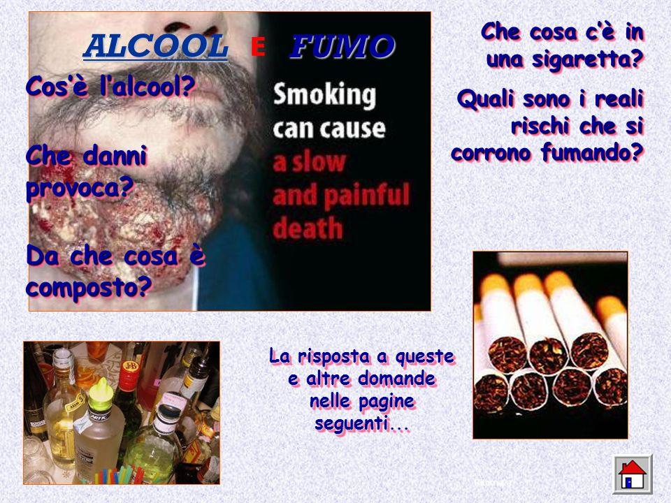 Che cosa cè in una sigaretta? Quali sono i reali rischi che si corrono fumando? Che cosa cè in una sigaretta? Quali sono i reali rischi che si corrono