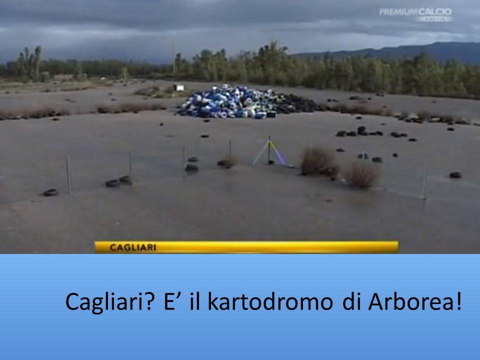 Cagliari? E il kartodromo di Arborea!