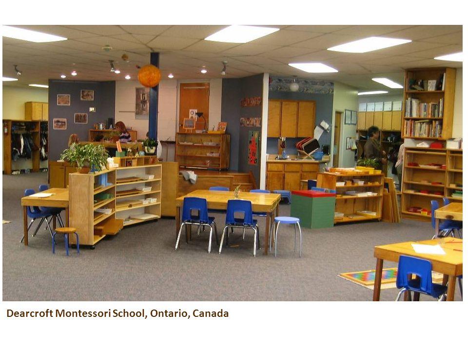 Dearcroft Montessori School, Ontario, Canada
