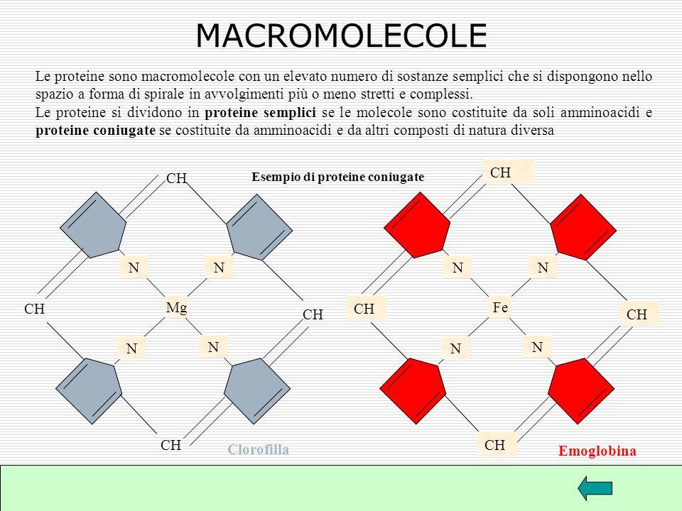 I protidi sono composti organici quaternari che contengono: C-carbonio O-ossigeno H-idrogeno N-azoto ma possono contenere anche: Ph-fosforo S-zolfo Fe