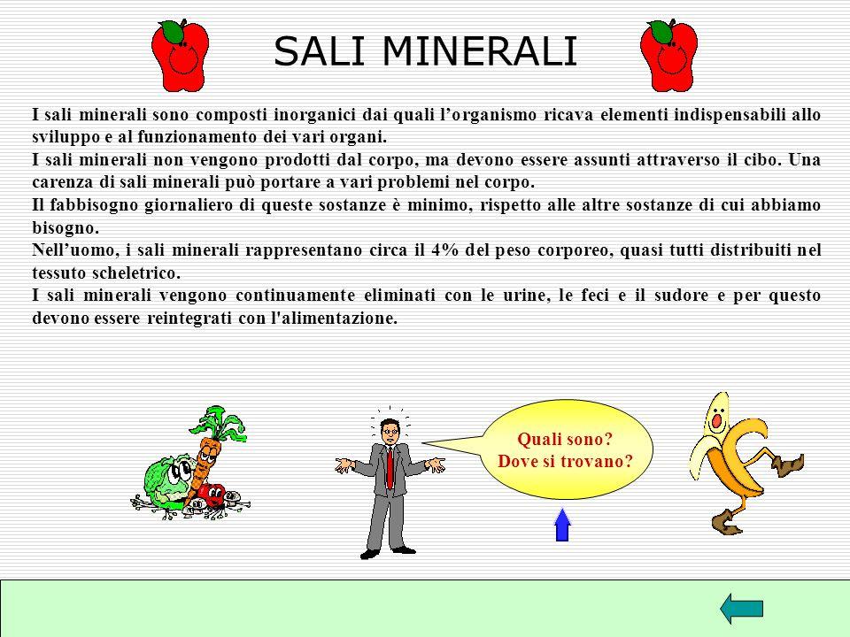 Gruppo B B 1 Regola le funzioni nervose e la crescita dellorganismo Beri-beri cereali, integrali, legumi, fegato, carni, pesce B 2 Responsabile della