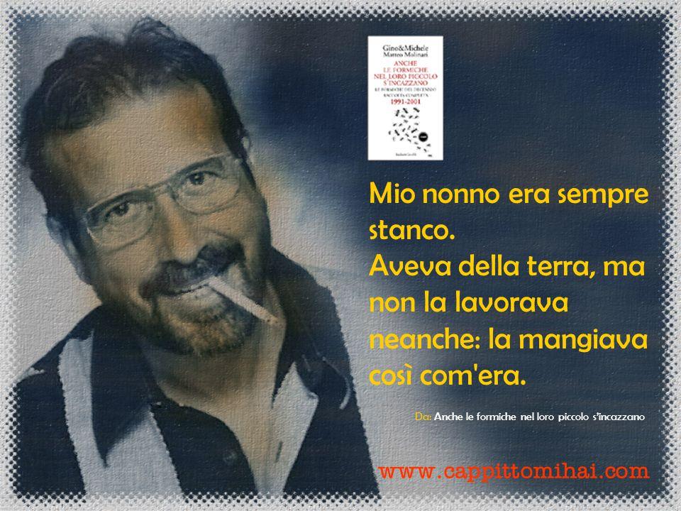 www.cappittomihai.com Il Papa: « Lembrione è come luomo ». Bene, allora mandatelo a lavorare e chiedetelo a lui l'8 x mille...