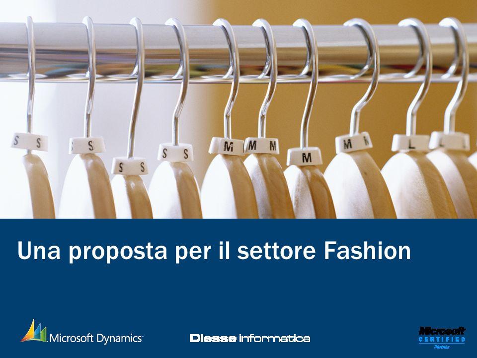 Una proposta per il settore Fashion