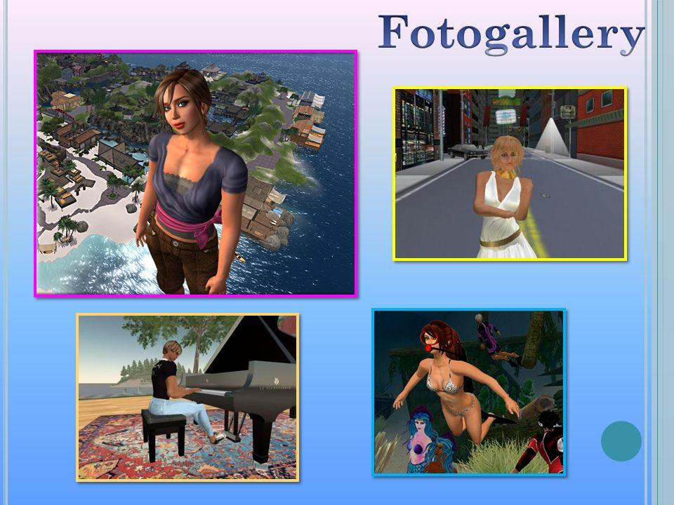 Hai detto che in Second Life si spendono milioni di dollari, in che modo.