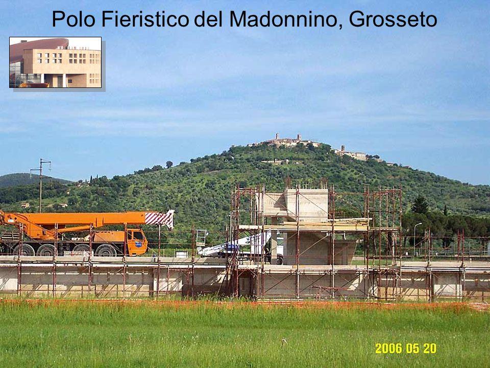 Polo Fieristico del Madonnino, Grosseto