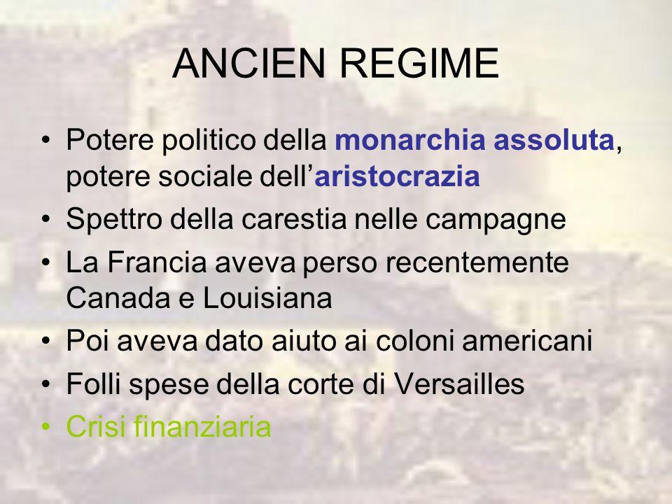 Il Terrore Accentramento dei poteri nel Comitato di salute pubblica Poteri a Robespierre Chiusura dei club e delle società popolari Controllo delleconomia da parte del Comitato