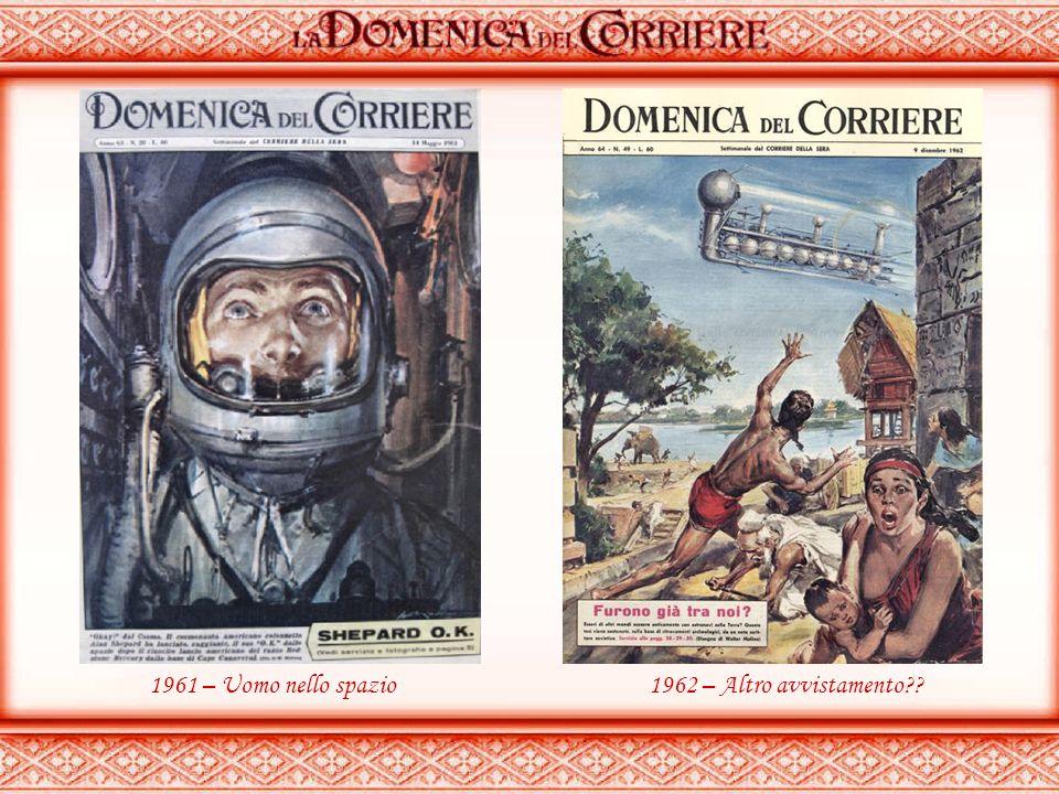 1961 – Addio a Gary Cooper1961 – Centenario Unità dItalia