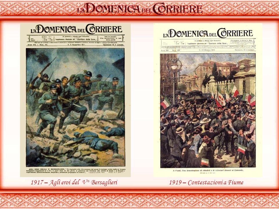 1915 – Guerra in trincea1916 – Omaggio a Enrico Toti