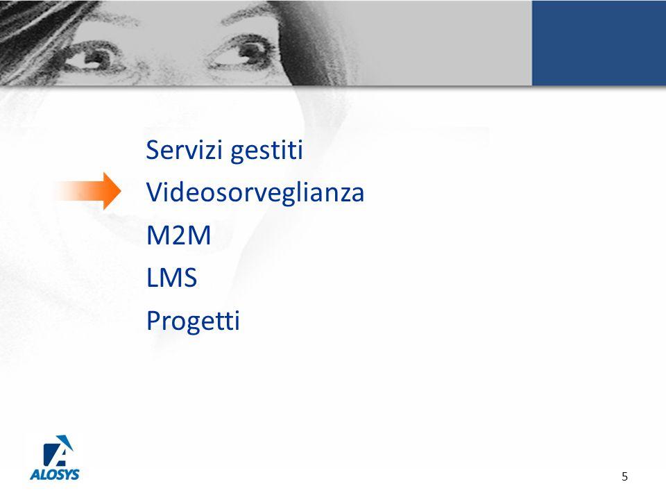 5 Videosorveglianza M2M LMS Progetti