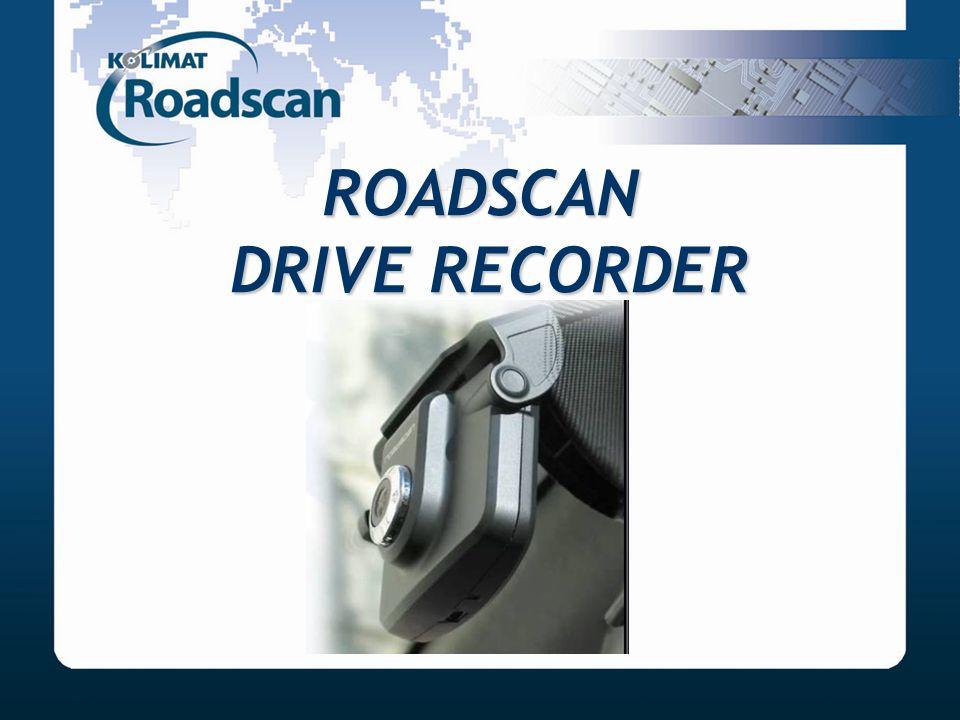 ROADSCAN DRIVE RECORDER DRIVE RECORDER