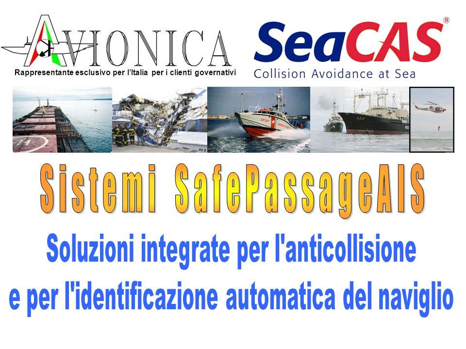 Rappresentante esclusivo per lItalia per i clienti governativi