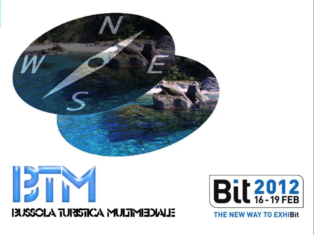 © TURISMEDIA marketing turistico - EUROTEAM web technologies2 Progetto Bussola Turistica Multimediale Sistemi multimediali on-line per il Marketing turistico BtoB e BtoC