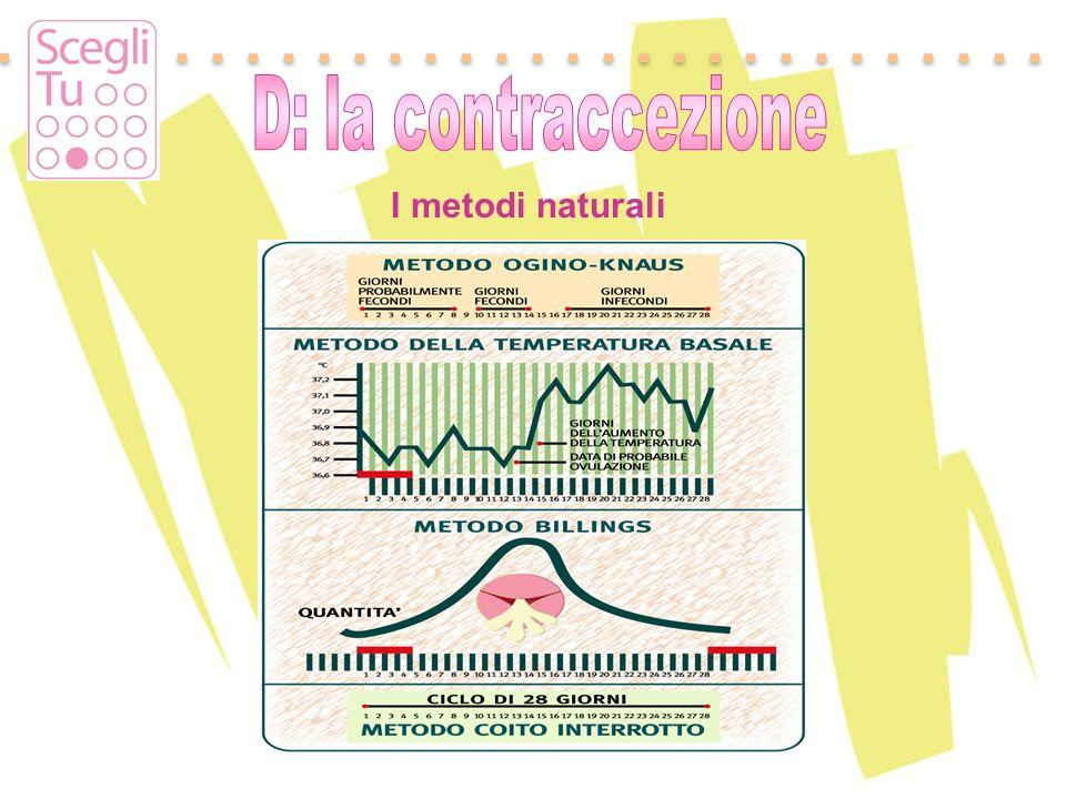 I metodi naturali
