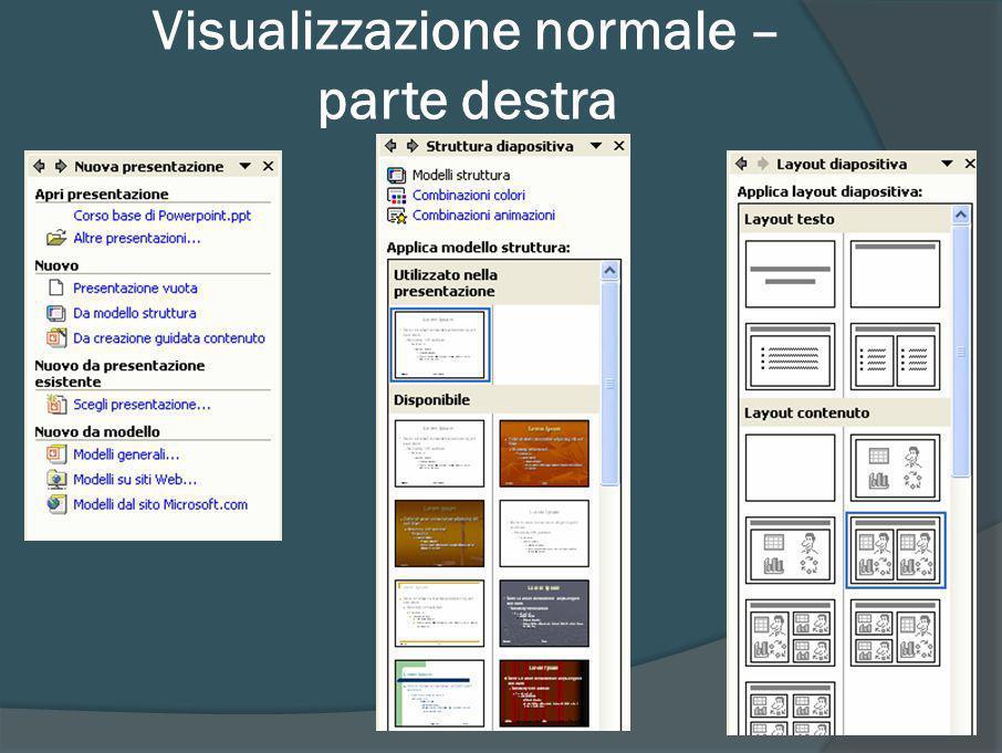 Creare una presentazione Scegliere la struttura della diapositiva e la combinazione di colori Creare la struttura della presentazione Scegliere il layout della diapositiva Inserire i contenuti Scegliere gli effetti di transizione e le animazioni Test e modifiche Inserire le note Stampe