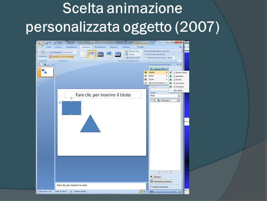 Stampe Le diapositive possono essere stampate in modi diversi: Diapositive Stampati Pagina note Visualizzazione struttura