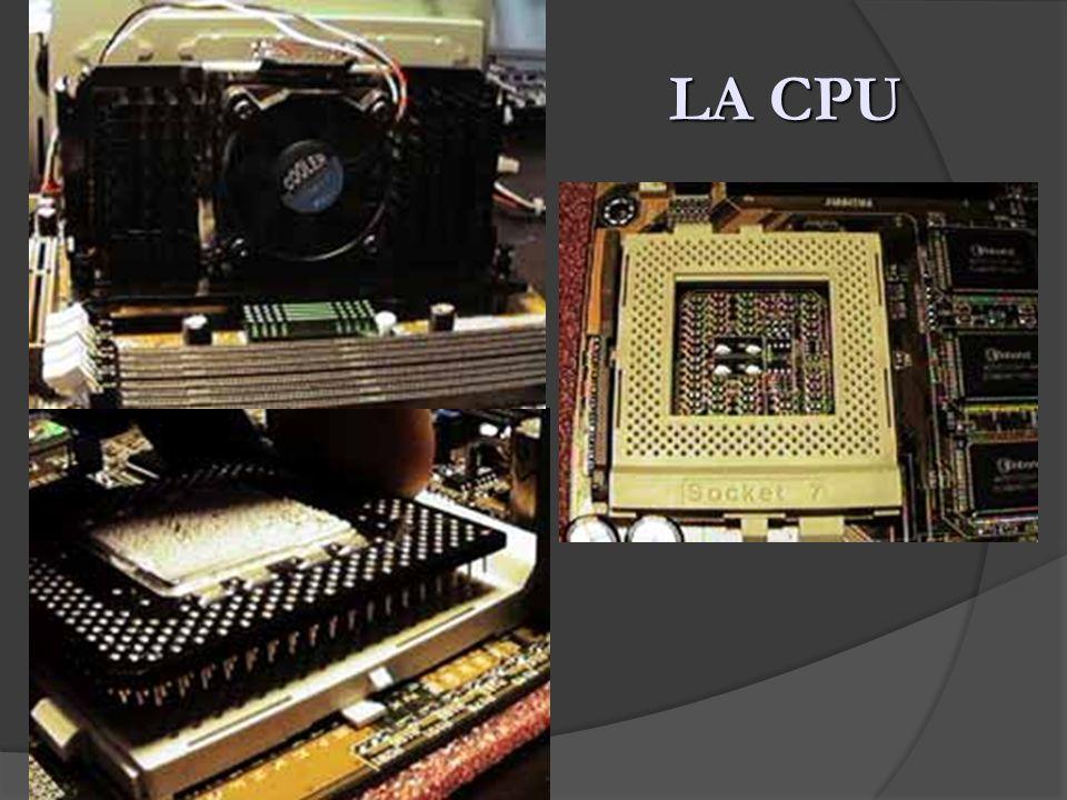 il microprocessore - CPU Da un punto di vista perfettamente funzionale esso è composto da: ALU (Aritmetic Logic Unit) ALU (Aritmetic Logic Unit) CU (Control Unit) CU (Control Unit) Cache (nascondiglio, deposito segreto) Cache (nascondiglio, deposito segreto)
