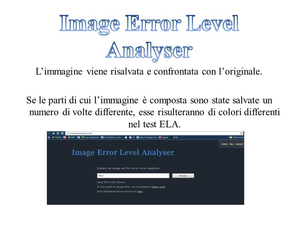 2) In seguito vengono richiesti parametri specifici relativi alla ricerca selezionata (immagini/directory di confronto,soglie e criteri vari).