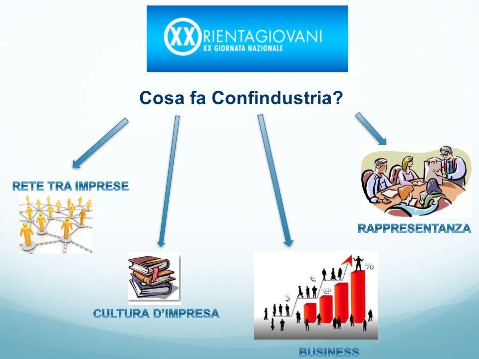 Cosa fa Confindustria?