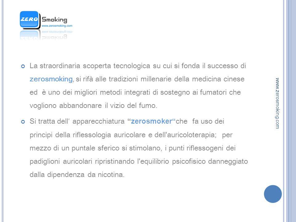 C OSTO ZERO www.zerosmoking.com