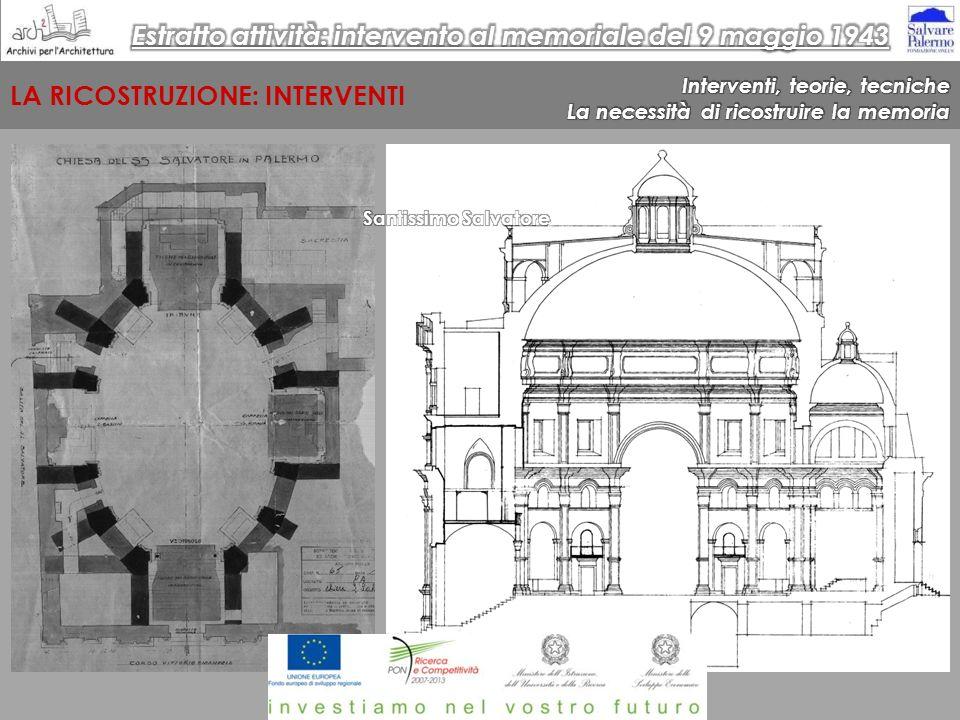 Bombardamenti e rovine 9 maggio 1943: Bombardate Palermo!BOMBARDAMENTI E ROVINE