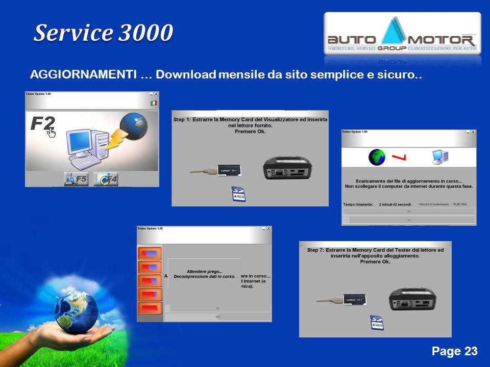 Free Powerpoint Templates Page 23 AGGIORNAMENTI … Download mensile da sito semplice e sicuro..
