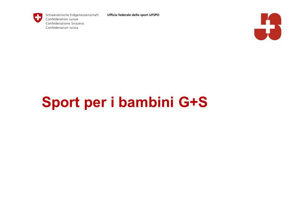 Sport per i bambini G+S