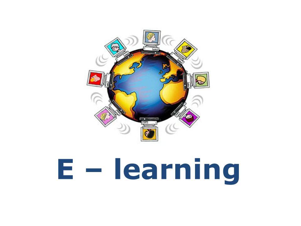 Definizione: E-Learning elettronic apprendimento istruzione Insieme di tecniche e metodi rivolte allerogazione di contenuti didattici attraverso la rete.