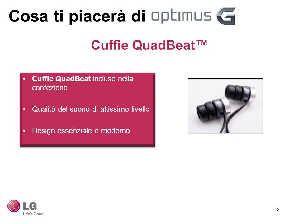 Cuffie QuadBeat incluse nella confezione Qualità del suono di altissimo livello Design essenziale e moderno Cuffie QuadBeat incluse nella confezione Qualità del suono di altissimo livello Design essenziale e moderno Cosa ti piacerà di Cuffie QuadBeat 5