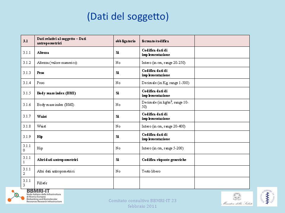 La proposta del Prof.Rebulla: A quality system for Italian biobanks Long and complex.