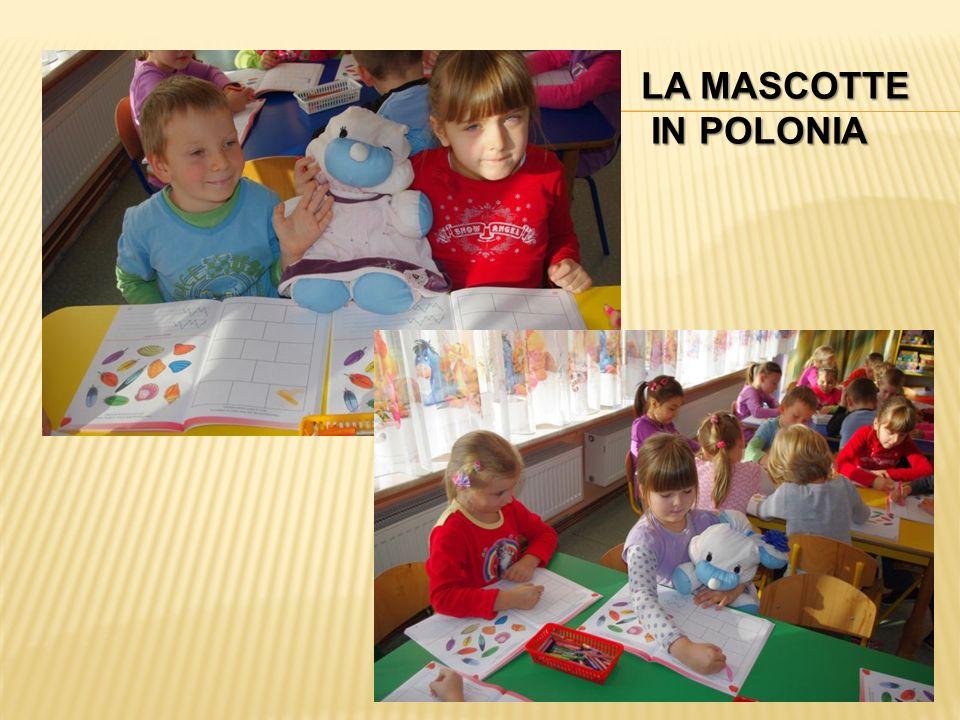 LA MASCOTTE IN POLONIA IN POLONIA