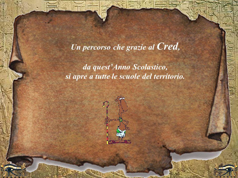 Nasce all'interno del Circolo Carducci di Livorno per avvicinare allo studio della Storia i ragazzi delle scuole primarie mediante un approccio di tip