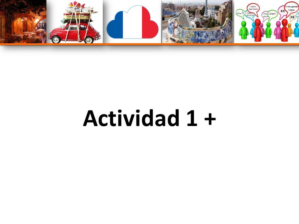 Actividad 1 +