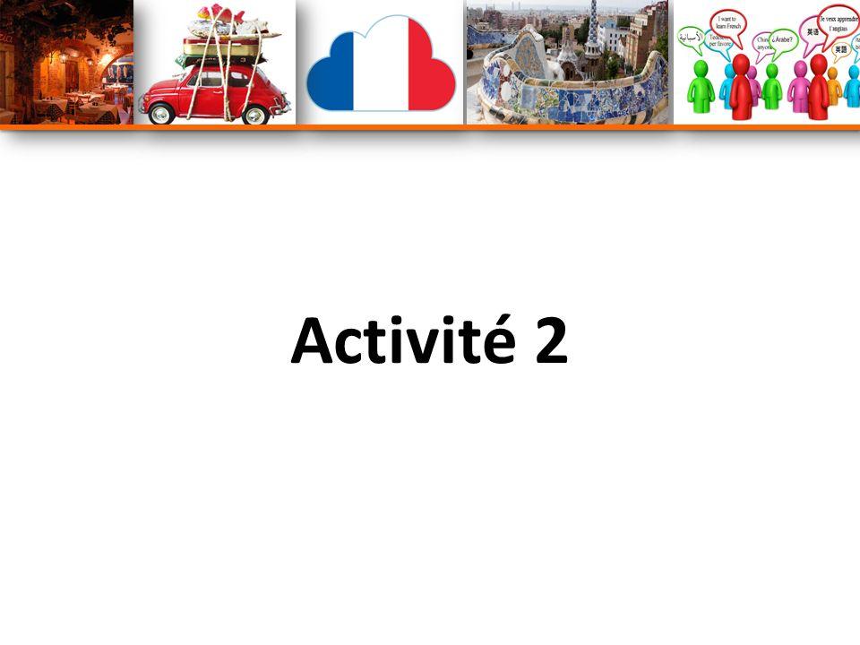 Activité 2