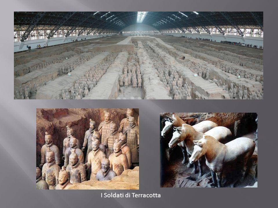 I Soldati di Terracotta