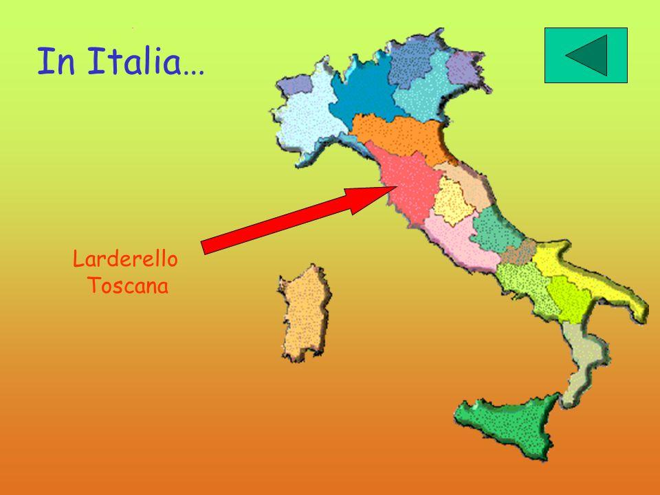 In Italia… Larderello Toscana