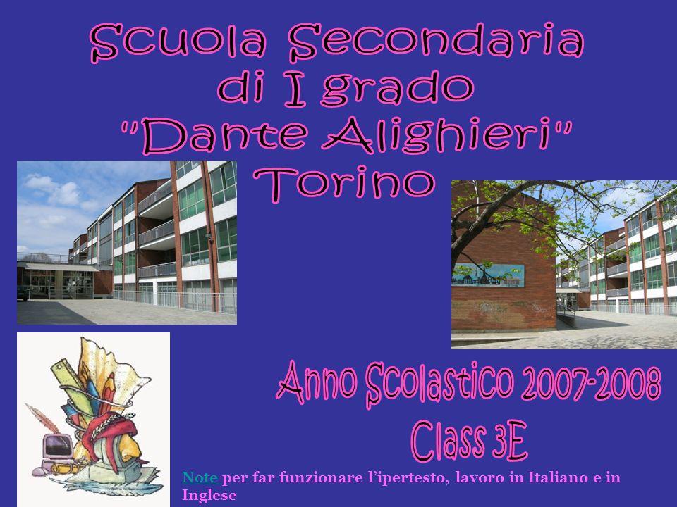 Note Note per far funzionare lipertesto, lavoro in Italiano e in Inglese
