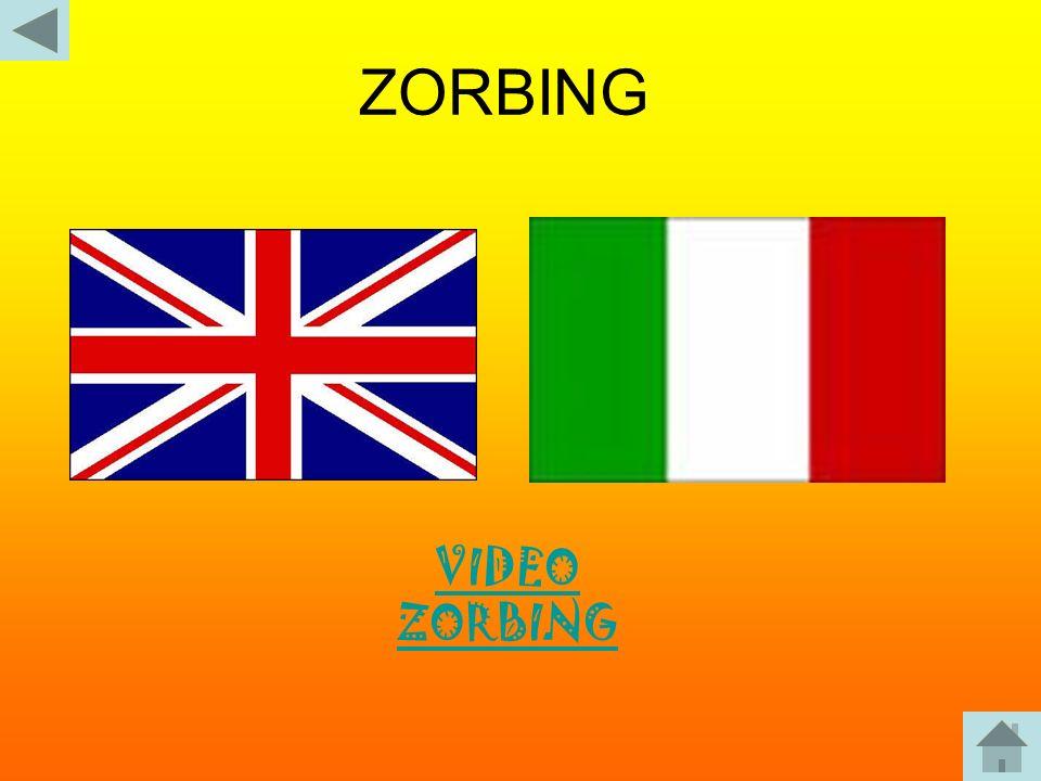 1. ZORBINGZORBING 2. BMX ESTREMABMX ESTREMA 3. BUNGEE JUMPINGBUNGEE JUMPING 4. PARAPENDIOPARAPENDIO
