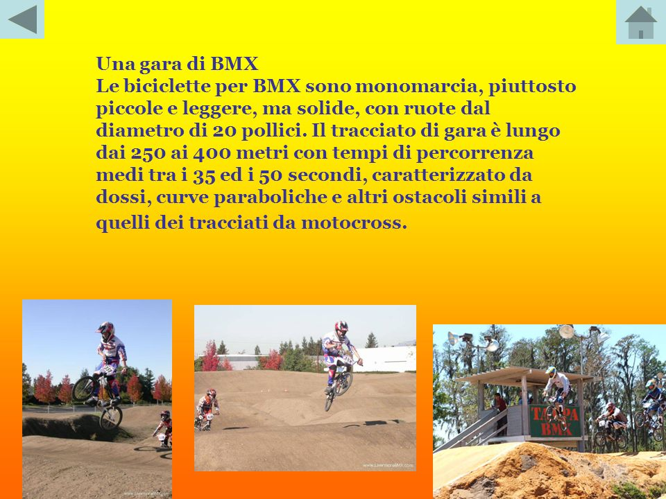 Solo nel 1991 si svolge il primo campionato mondiale unificato. Dal 1996 il BMX viene riconosciuto a tutti gli effetti dalla UCI e nel 2003 il Comitat