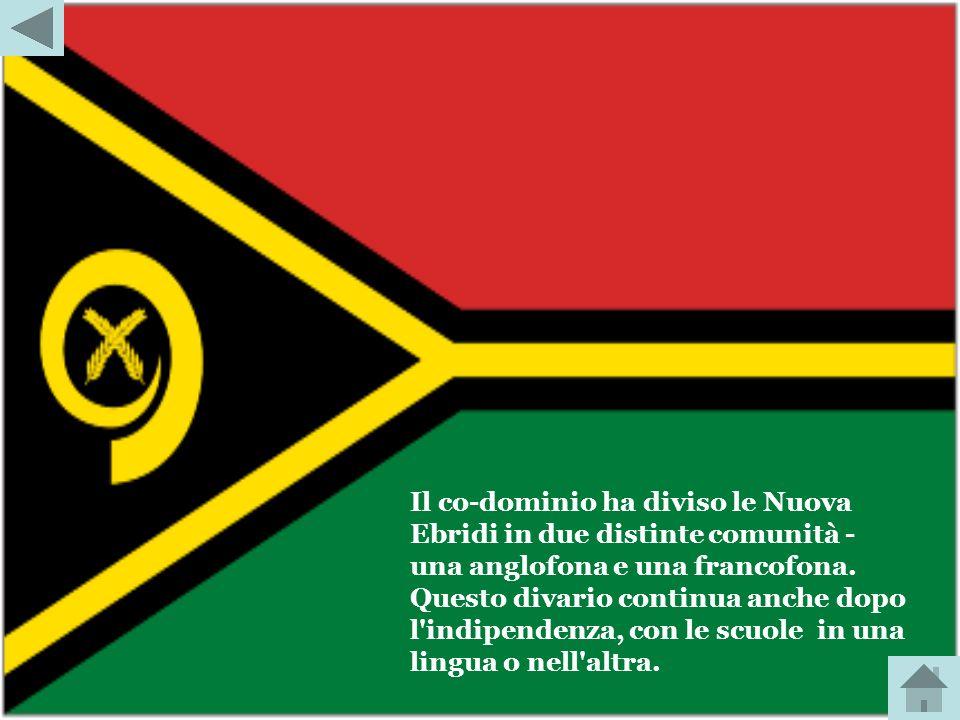 Nuove Ebridi, era il nome coloniale di un gruppo di isole nel Pacifico del Sud, che ora costituisce la nazione di Vanuatu. Le Nuove Ebridi sono state