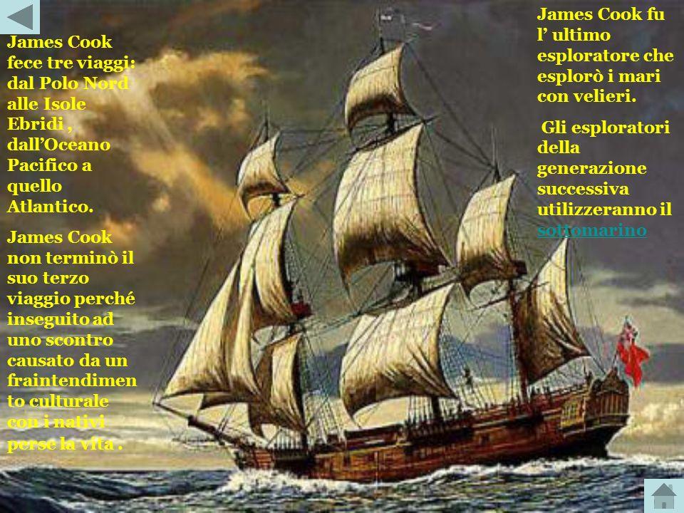 James Cook figlio di un bracciante agricolo, è uno dei più grandi esploratori della storia. A suo tempo si pensava a un pacifico quasi vuoto ma Cook s