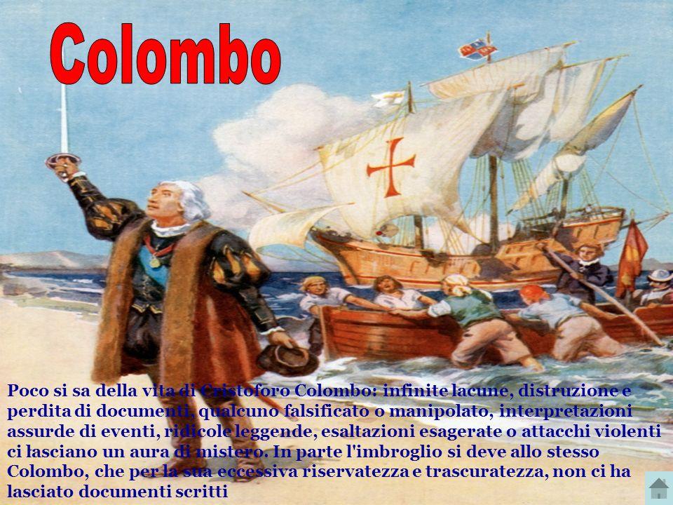 Magellano, navigatore portoghese al servizio della Spagna, convinto dell'esistenza di un passaggio che avrebbe permesso di raggiungere le Indie da Occ