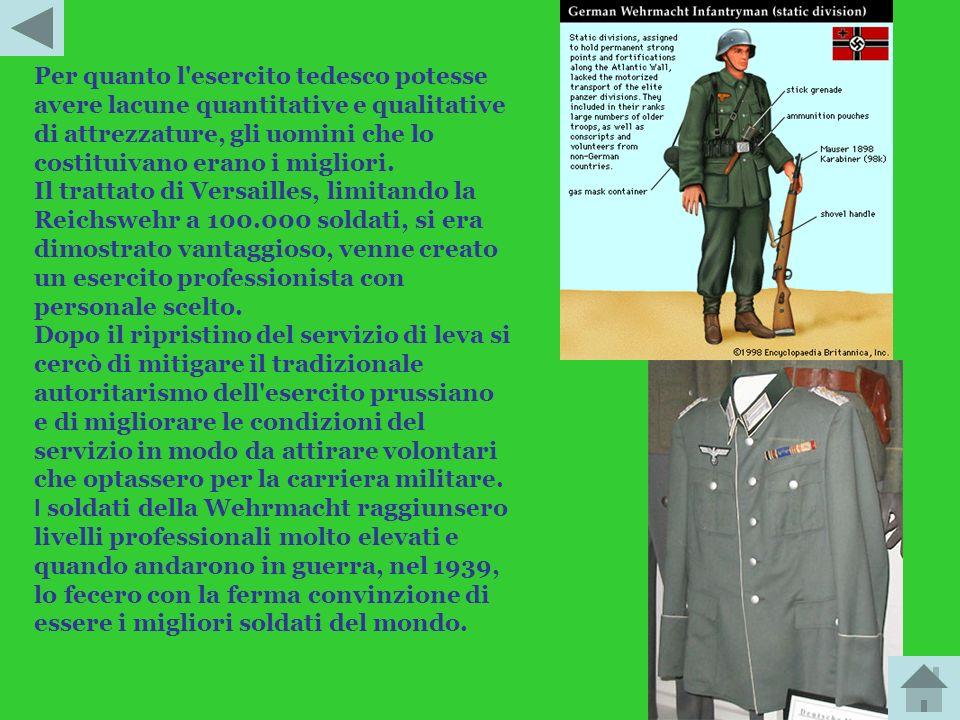 Il 16 marzo 1935 Adolf Hitler ripristinò la coscrizione obbligatoria e annunciò la costituzione di una forza aerea tedesca, mettendo così fine alle li