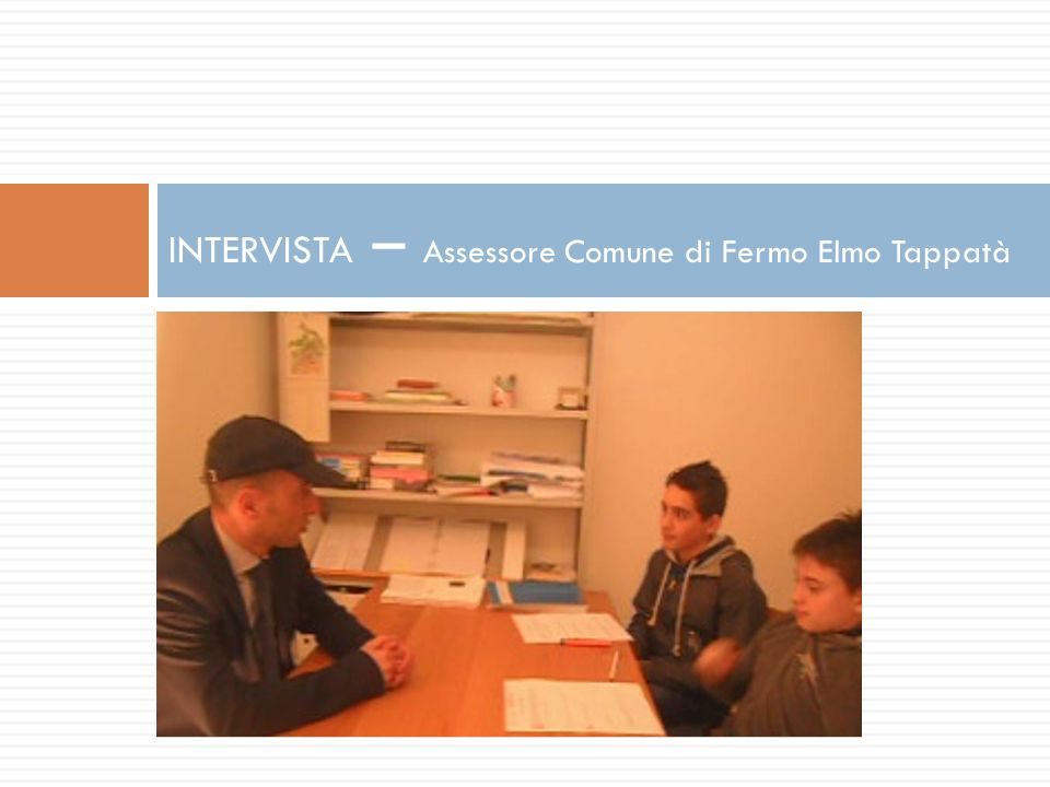 INTERVISTE – In piazza a Fermo e nei quartieri