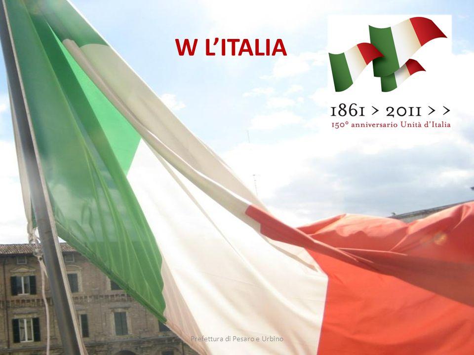 Prefettura di Pesaro e Urbino W LITALIA