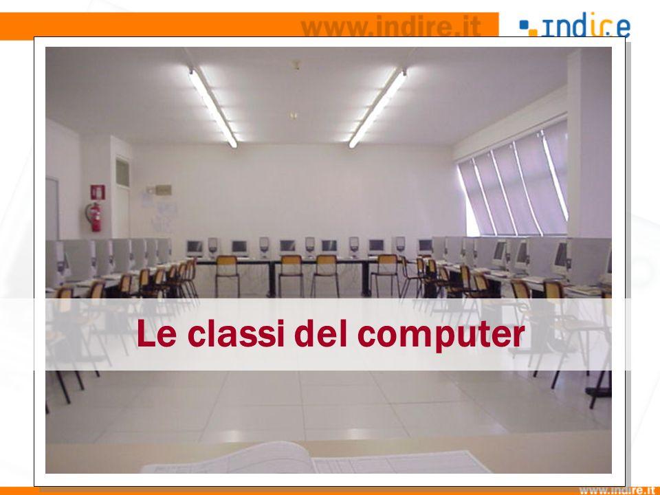 Le classi del computer