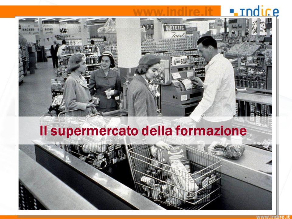 Il supermercato della formazione